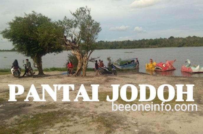 Mari Berkunjung Ke Tempat Wisata Pantai Jodoh Didesa Tanjung Kurung Kecamatan Abab Pali Bee Media Tv Online